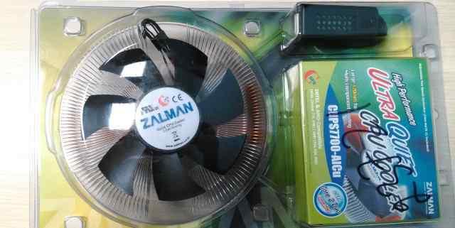 Кулер для процессора Zalman cnps7700-AlCu