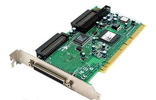 Контроллер Adaptec scsi Card 29320A ASC-29320А