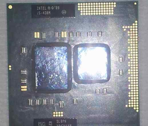 Процессор для ноутбука Intel Core I5-430M