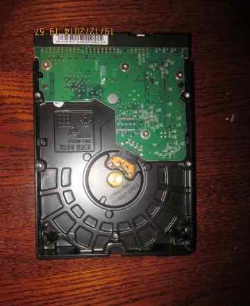 Жесткий диск Western Digital WD800