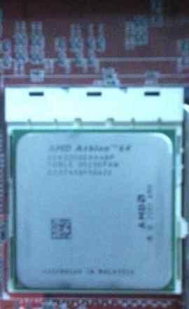 Процессор amd athlon 64. 3000+. s. 939