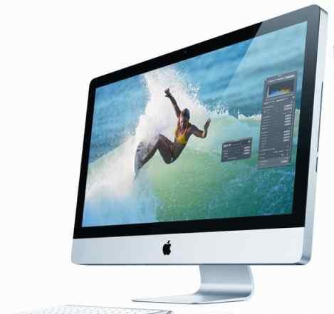 iMac 2011 года 27