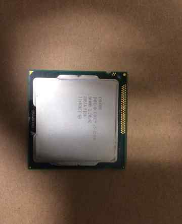 Intel Core i5-2500K (одно битое ядро)