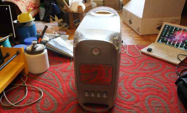 Power Mac G4 Firewire 800 Dual 1.42