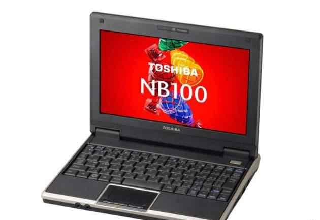 Нетбук Toshiba NB100
