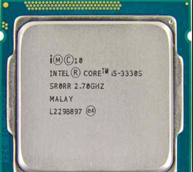 Процессор Intel Core i5 - 3330S 2.7GHz Ivy Bridge
