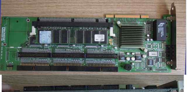 SuperTrak SX6000 + 128mb memory