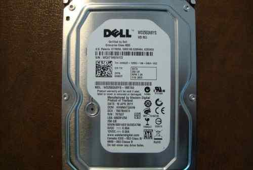 Dell для сервера
