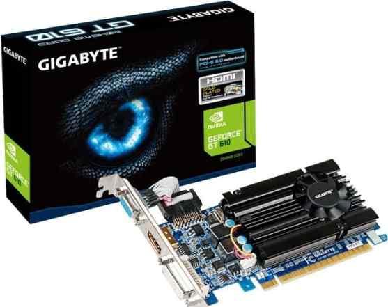 Видеокарта Gigabyte GV-N610D3-2GI (2шт. Новые)