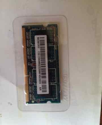 Модуль памяти Ramaxel 2 Гб