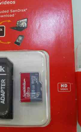 Microsdhc 128GB SanDisk Ultra