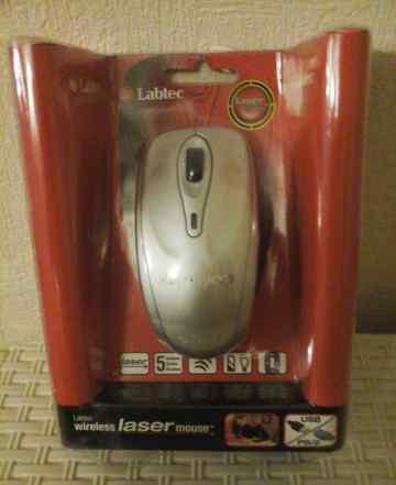 Лазерная беспроводная мышка