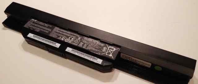 Батарея от ноутбука A41-K53 требует прошивки