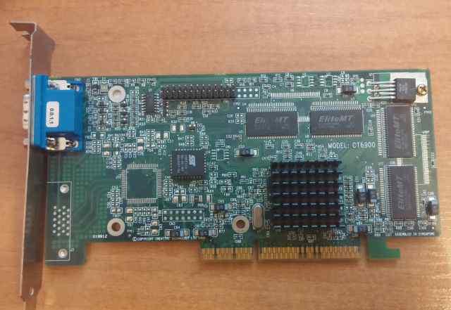 32Mb AGP Creative CT-6900 S3 Savage4 PRO