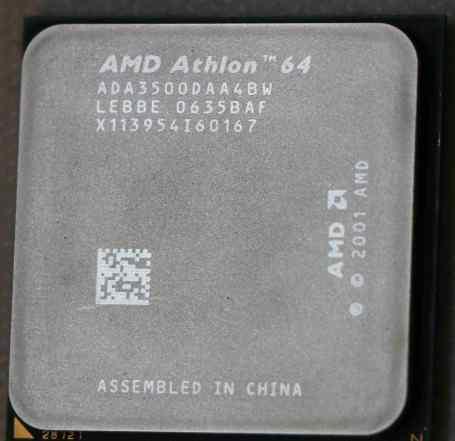 Процессоры AMD Athlon, Sempron S939, S462