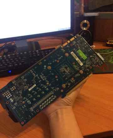 Nvidia GeForce GTX670 GV-N670OC-2GD (gigabyte)