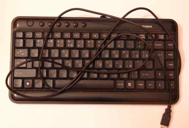 Мини клавиатура a4tech