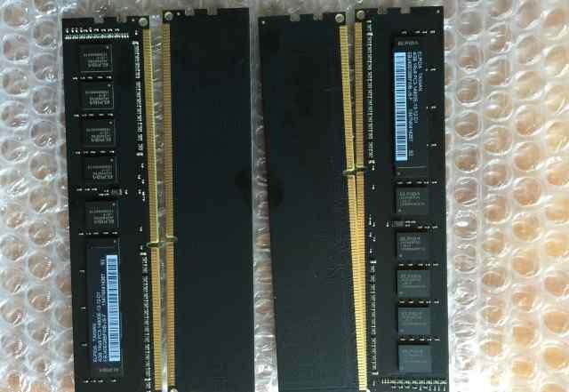 16 gb (4x4) PC-3 14900 1866mhz Elpida (micron)