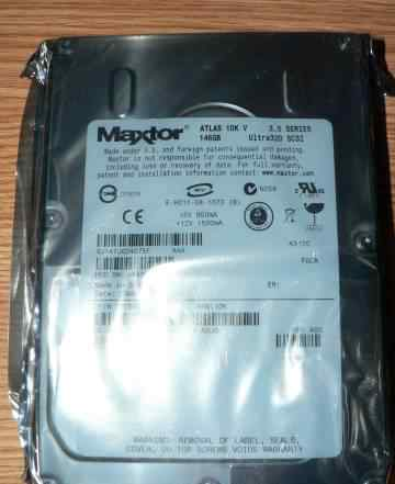 HDD для сервера