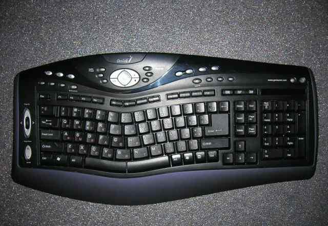 Клавиатура беcпроводная Genius