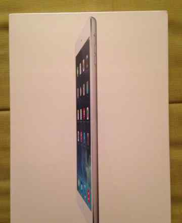 iPad Air 16Gb model A1474 silver