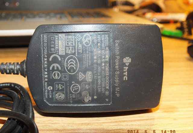 Сетевое зарядное устройство microUSB 5B-1A