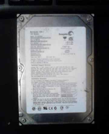 Barracuda 7200.7 120GB