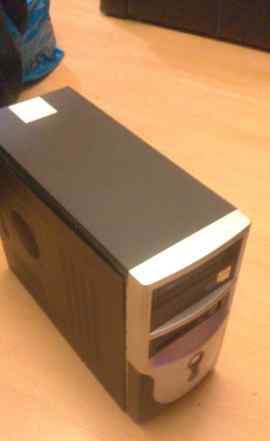 Компьютер 550ti 2 ядра 2гб оперативной памяти