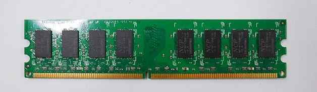 Оперативная память DDR2 2GB NCP не б/у