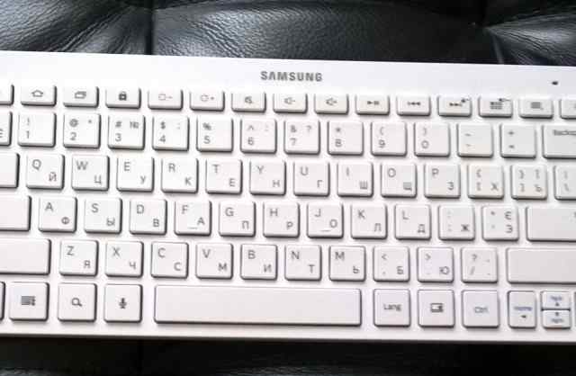 Клавиатура samsung для планшета
