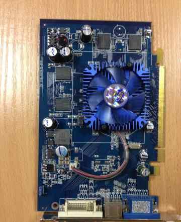 Видкокарта Radeon X700Pro 256Мб DVI/VGA