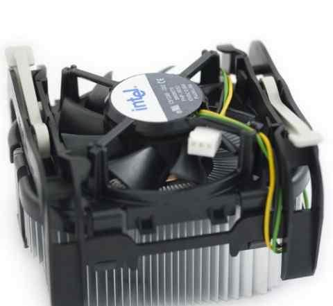 478 Intel Pentium 4 2.8Ghz/1M/800 + кулер Intel