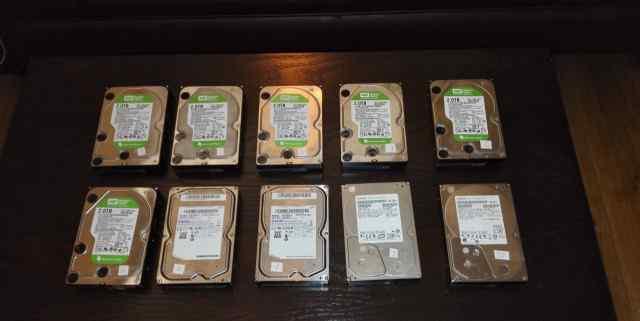 Жесткие диски 3.5