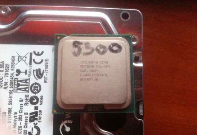 Intel Pentium Dual-Core E5300