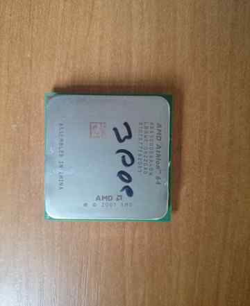 Процессор AMD Athlon 64 3000+ Socket 939