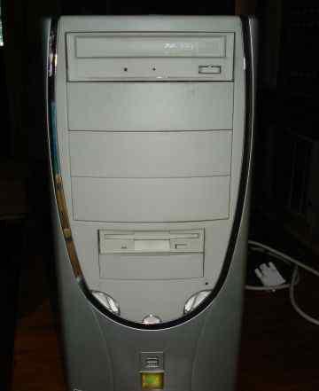 Компьютер настольный двухядерный