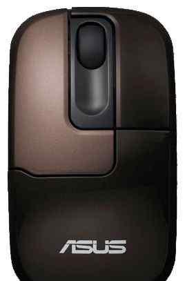 Мышь Asus wt-400 коричневая