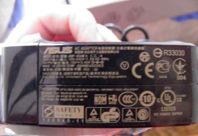 Зарядное устройство для Asus X553m и др. моделей