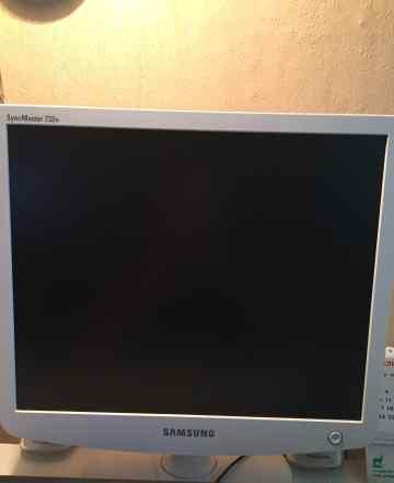 Компьютер (Системный блок+ Монитор)