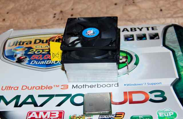 Процессор AMD Athlon 64 3000+