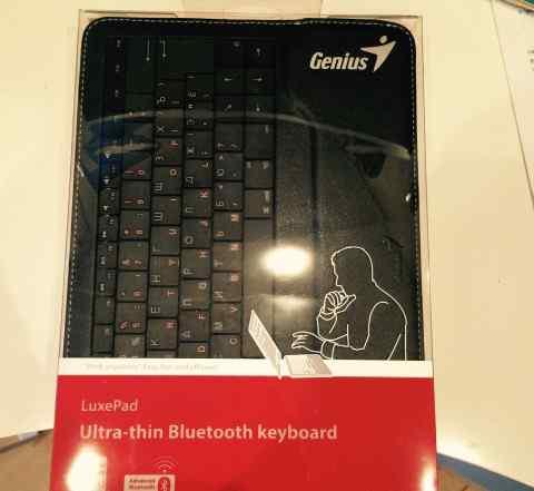 Genius беспроводная клавиатура