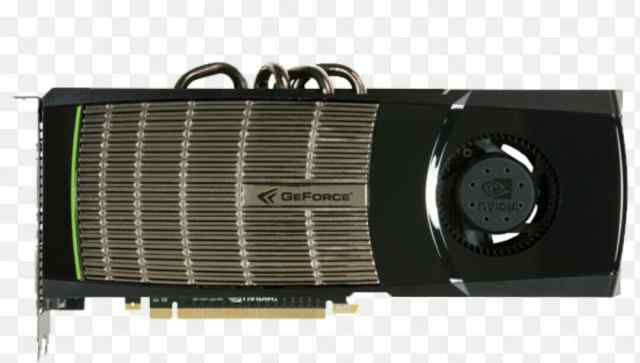 Nvidia geforce gtx 480(x2) sli