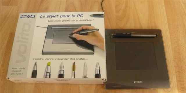 Ручка для пк Wacom CTF-420