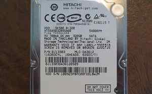 Hitachi mlcda3612 320g