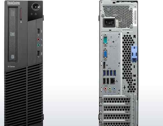 Lenovo ThinkCentre M82p i5/4/500