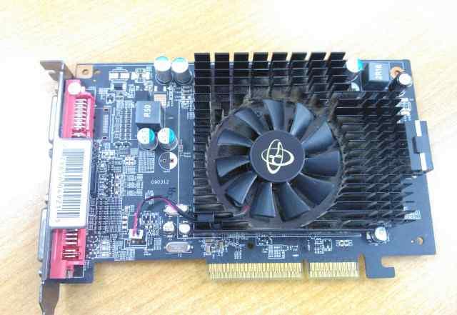 XFX Radeon HD 4650 600Mhz AGP 1024Mb