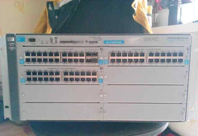 HP ProCurve 4208vl, J8773a