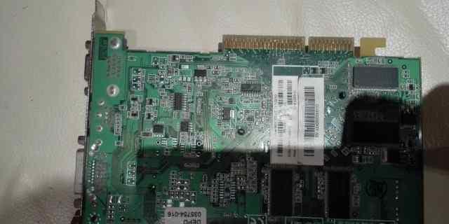 Видеокарта ATI Radeon 9600 256Mb