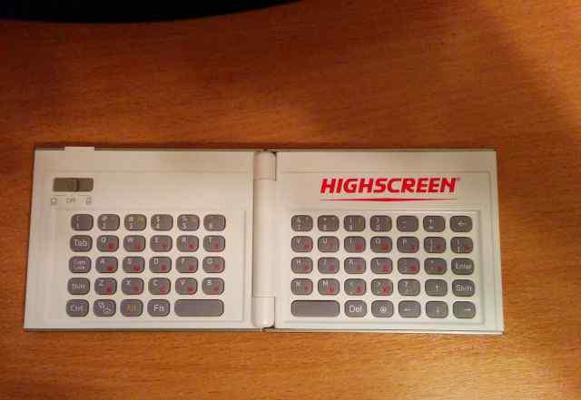 Клавиатура Highscreen mini BK300 с чехлом