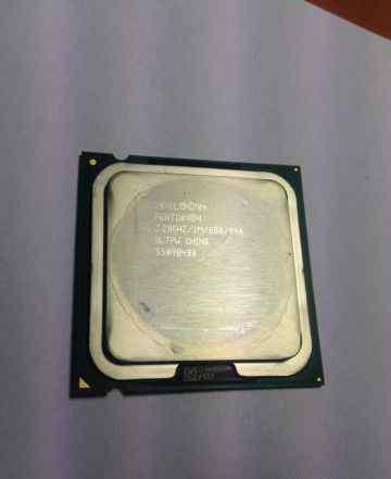 Материнская плата MB MSI G31TM-P35 + IntelPentium4